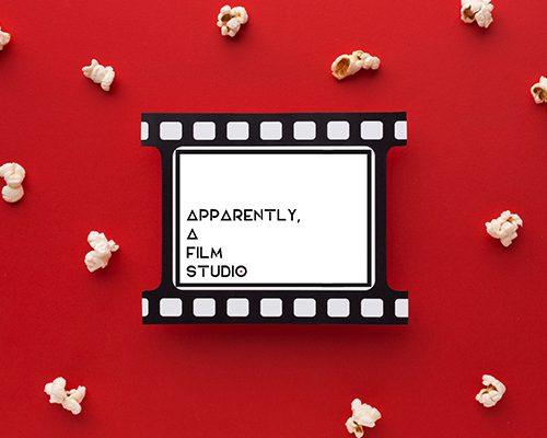 Apparently A Film Studio