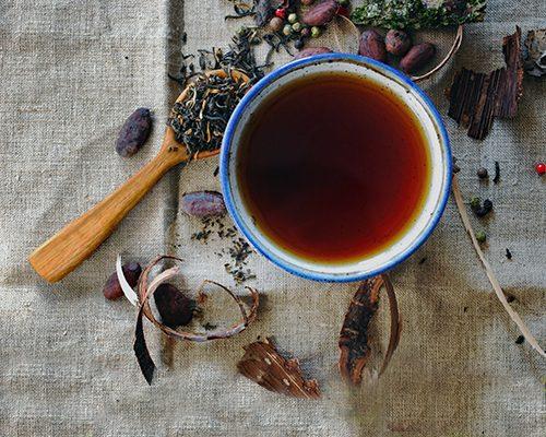 Black Kettle Tea